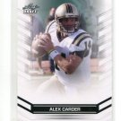 ALEX CARDER 2013 Leaf Draft #2 ROOKIE Western Michigan DETROIT Lions QB