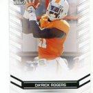 Da'RICK ROGERS 2013 Leaf Draft #13 ROOKIE Tennessee Tech BILLS WR Quantity