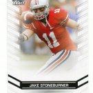 JAKE STONEBURNER 2013 Leaf Draft #25 ROOKIE Ohio State Buckeyes TE Quantity