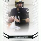 JORDAN RODGERS 2013 Leaf Draft #31 ROOKIE Vanderbilt JAGS Jaguars QB Quantity