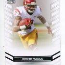 ROBERT WOODS 2013 Leaf Draft #60 ROOKIE USC Trojans BILLS WR Quantity