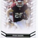 RYAN SWOPE 2013 Leaf Draft #62 ROOKIE Texas A&M Aggies CARDINALS WR Quantity