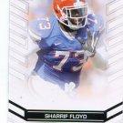 SHARRIF FLOYD 2013 Leaf Draft #63 ROOKIE Florida Gators VIKINGS DT Quantity