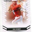 ZAC DYSERT 2013 Leaf Draft #77 ROOKIE Miami of Ohio BRONCOS QB Quantity