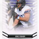 ERIC FISHER 2013 Leaf Draft #88 ROOKIE Central Michigan KANSAS CITY KC Chiefs OT Quantity