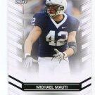 MICHAEL MAUTI 2013 Leaf Draft #97 ROOKIE Penn State Nittany Lions VIKINGS LB Quantity