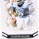 SYLVESTER WILLIAMS 2013 Leaf Draft #100 ROOKIE North Carolina Tarheels BRONCOS Quantity