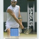 ROBBY GINEPRI 2007 Ace Authentic Singles JERSEY RELIC #SI-13