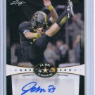 JOHNNY TOWNSEND 2013 Leaf Army All-American AUTO Florida Gators PUNTER #d/50