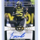 LARENZ BRYANT 2013 Leaf Army All-American AUTO South Carolina 4-star OLB #d/50