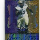 KAWANN SHORT 2013 Leaf Valiant PURPLE AUTO #BA-KS1 ROOKIE Purdue Boilermakers CAROLINA Panthers #/25