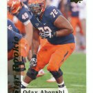 ODAY ABOUSHI 2013 Upper Deck UD Star Rookie #96 Virginia Cavaliers QUANTITY