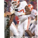 MALLICIAH GOODMAN 2013 Upper Deck UD Star Rookie #103 Clemson Tigers FALCONS