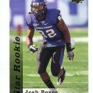 JOSH BOYCE 2013 Upper Deck UD Star Rookie #104 TCU Patriots QUANTITY