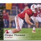 CHASE THOMAS 2013 Upper Deck UD Star Rookie #106 Stanford Cardinal QUANTITY