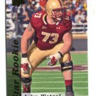 JOHN WETSEL 2013 Upper Deck UD Star Rookie #108 Boston College QUANTITY