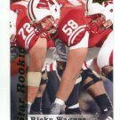 RICKY WAGNER 2013 Upper Deck UD Star Rookie #124 Wisconsin Badgers QUANTITY