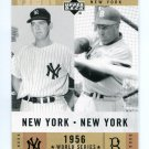 PW) DON LARSEN 2001 Upper Deck UD Legends of New York #169 Yankees