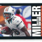 LAMAR MILLER 2013 Topps Heritage #56 ROOKIE Dolphins MIAMI CANES Hurricanes