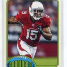 MICHAEL FLOYD 2013 Topps Heritage #31 ROOKIE Cardinals NOTRE DAME Irish