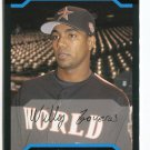 WILLY TAVERAS 2004 Bowman Draft Picks #BDP153 ROOKIE Astros