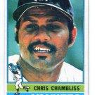 CHRIS CHAMBLISS 1976 Topps #65 New York NY Yankees