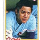TONY PEREZ 1978 Topps #15 Expos