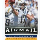PHILIP RIVERS 2013 Score Airmail #247 Chargers NORTH CAROLINA State Wolfpack QB