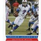 TARVARIS JACKSON 2013 Score #26 Bills QB