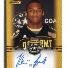 KHAIRI FORTT 2010 Razor Army All-American TOUR AUTO Penn State Nittany Lions CAL BEARS #d/10