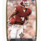 KENNY STILLS 2013 Bowman #177 ROOKIE Saints OKLAHOMA Sooners Quantity QTY