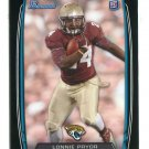 LONNIE PRYOR 2013 Bowman BLACK SP #148 ROOKIE Jaguars FLORIDA STATE Quantity QTY