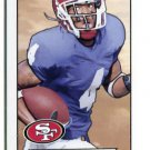 QUINTON PATTON 2013 Bowman 1952 Mini ROOKIE INSERT 49ers LOUISIANA TECH
