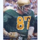 DAVE CASPER 2013 Upper Deck UD Collectible #24 Notre Dame Irish RAIDERS TE