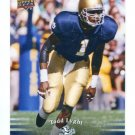TODD LYGHT 2013 Upper Deck UD Collectible #53 Notre Dame Irish RAMS CB