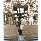 PAT TERRELL 2013 Upper Deck UD Collectible #47 Notre Dame Irish RAMS SAFETY