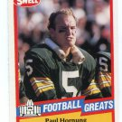 PAUL HORNUNG 1989 Swell #133 Notre Dame Irish PACKERS Heisman QB