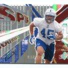 TOM LOPIENSKI 2003 SPx #144 Notre Dame Irish COLTS #d/1500