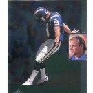 JOHN CARNEY 1996 SP #68 Chargers NORTE DAME Irish KICKER