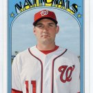 RYAN ZIMMERMAN 2013 Topps Archives #13 Nationals