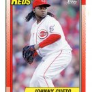 JOHNNY CUETO 2013 Topps Archives #196 Reds