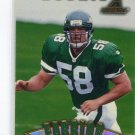 JAMES FARRIOR 1997 Pinnacle #162 ROOKIE Steelers VIRGINIA Cavaliers