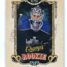 ERIK ERSBERG 2008-09 Upper Deck UD Champ's #146 ROOKIE Kings