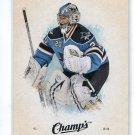 EVGENI NABOKOV 2008-09 Upper Deck UD Champ's #30 Sharks