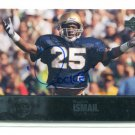 RAGHIB ROCKET ISMAIL 2011 UD College Football Legends INSCRIBED AUTO Notre Dame Irish