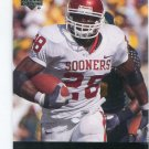 ADRIAN PETERSON 2011 UD College Football Legends #77 Vikings OKLAHOMA Sooners