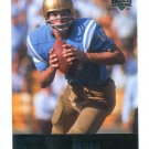 GARY BEBAN 2011 UD College Football Legends #41 UCLA BRUINS Heisman QB