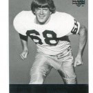 DAVE CASPER 2011 UD College Football Legends #44 RAIDERS Notre Dame Irish