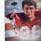 STEVE OWENS 2011 UD College Football Legends All-Americans INSERT Oklahoma Sooners HEISMAN