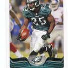 LeSEAN McCOY 2013 Topps #370 Eagles PITT Panthers